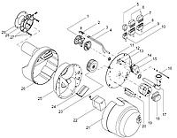 """Giersch RG30 Газовий компактний блок KEV 20 ѕ"""" з TC для -Z-M"""