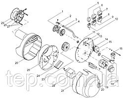 Giersch RG20 Ізолятор G6 для іонізаційного кабелю