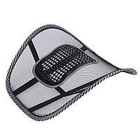 Ортопедическая  массажная подушка из сетки
