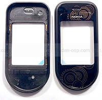 Nokia 7373 Крышка дисплейная бронзовая, 0256992 оригинал