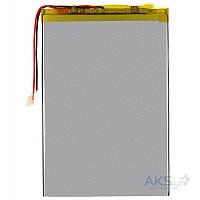 Аккумулятор для планшета Универсальный 3.0*64*125mm (3.7V 2600 mAh)