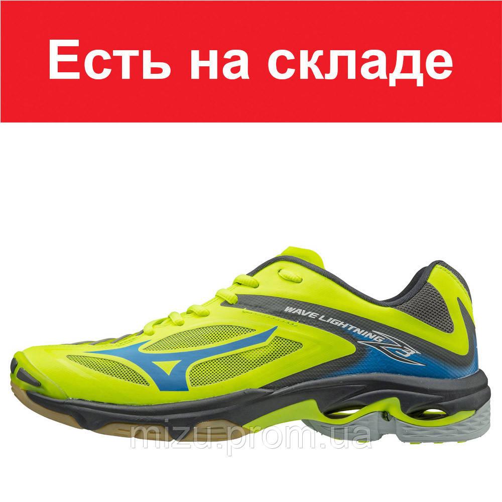 кроссовки для волейбола мужские Mizuno Wave Lightning Z 3 продажа