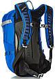 Качественный вместительный вело-рюкзак на 20 л. Osprey Syncro 20 S/M серый, фото 3