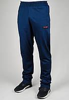 Спортивные брюки батал мужские MXC 3451 Тёмно-синие