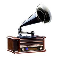 Граммофон Camry CR 1160 CD / MP3 / USB / запись