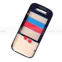 Nokia 5730xm Панель передняя черная, 0253878 оригинал