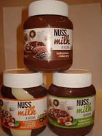 Паста шоколадная Nuss Milk 400гр. Германия