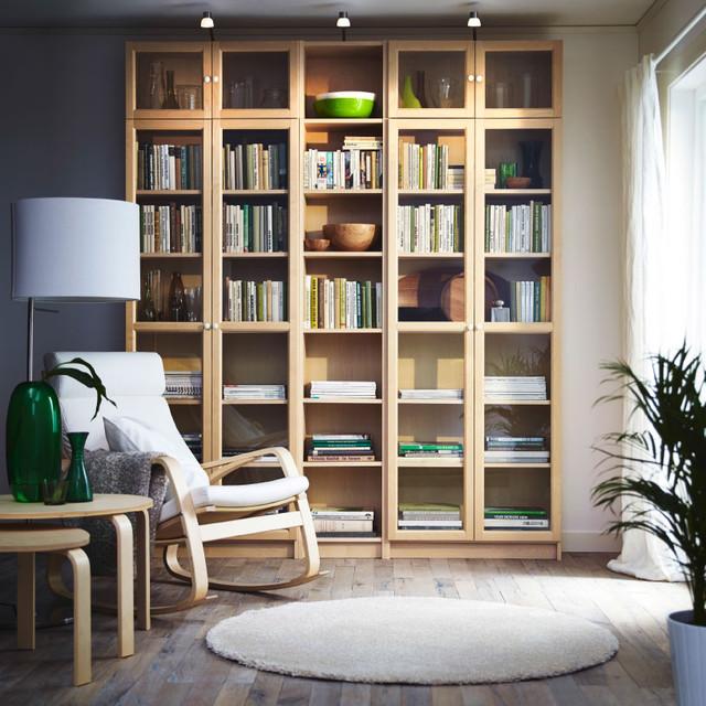 Мебли для хранения в гостиной IKEA