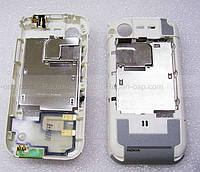 Nokia 5200/ 5300 Панель средняя (основа) белая, 0256516 оригинал