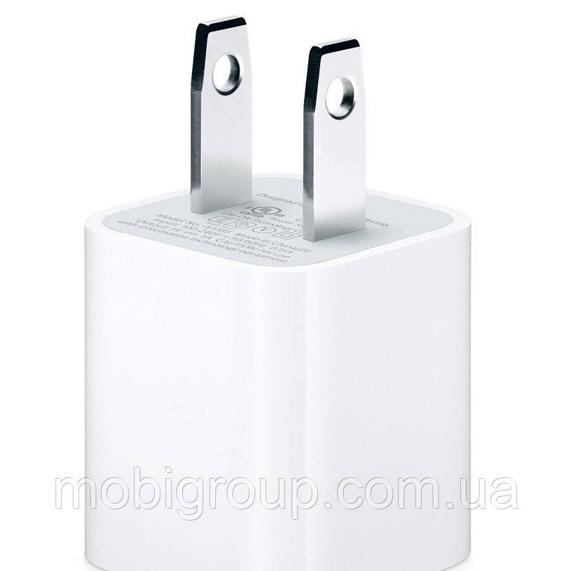 СЗУ Apple USB Power Adapter блок питания для iPhone, СЗУ