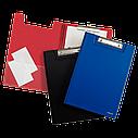 Папка-планшет A4, ESSELTE синяя, фото 2
