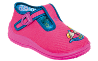 Детские тапочки Zetpol, DARIA #2458 (18-27р. )