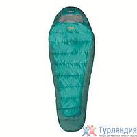 Спальный мешок Pinguin Tramp 185 Бирюзовый Правый