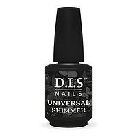 Dis верхнее покрытие Universal Shimmer top (без липкого слоя) 15 гр