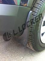 Брызговики Volkswagen Tiguan (07-) зад.к-т