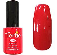 Гель лак Tertio Кораллово-огненный №045