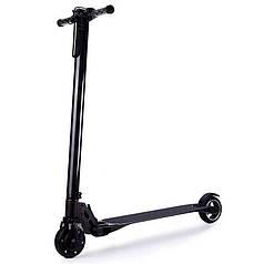 """Электросамокат ProLogix Carbon Fiber Black, колеса 5,5"""", мотор 24V 250W, скорость 23 км/ч"""