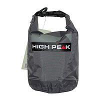 Гермомешок High Peak XXXS 1L (Gray), фото 1