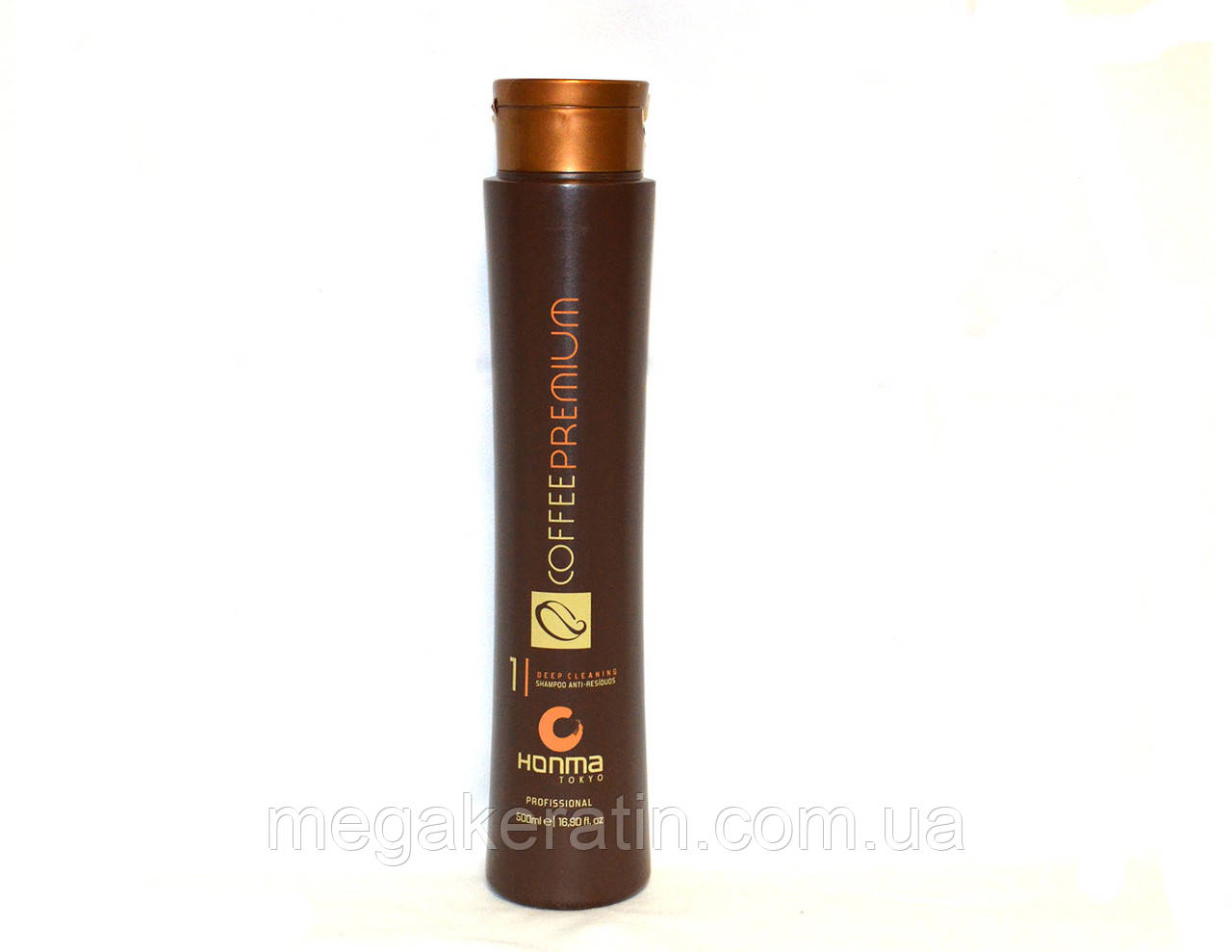 Шампунь глубокой очистки Coffee Premium (Кофе Премиум) Honma Tokyo 500мл