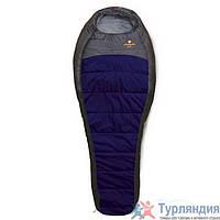 Спальный мешок Pinguin Topas Primaloft 195 (2012) Синий Левый