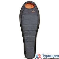 Спальный мешок Pinguin Topas Primaloft 195 (2012) Темно-серый Правый