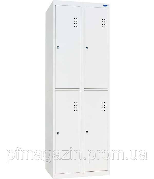 Шкаф одёжный ШО-300/2-4 эконом (ВхШхГ - 1800х600х500)