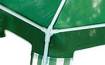 Садовий павільйон J1018 Зелений 3000 * 3000 * 2500 мм (Time Eco TM), фото 3