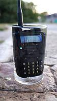 VOYAGER UV-Q8s - Водозащищенная дводиапазонная портативная радиостанция по классу IP66.