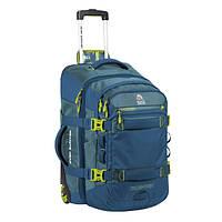 Сумка-рюкзак на колесах Granite Gear Cross Trek W/Pack 74 Bleumine/Blue Frost/Neolime, фото 1