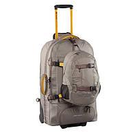 Сумка-рюкзак на колесах Caribee Fast Track 85 Grey
