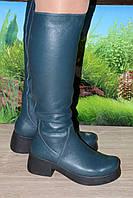 Сапоги кожаные на байке М30с качество Сrisma размеры 37