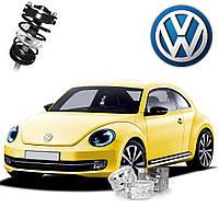 Автобаферы ТТС для Volkswagen Beetle (2 штуки)