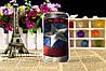 Силиконовый чехол для Samsung Galaxy J1 J00 с картинкой сова абстракция, фото 4