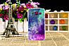 Силиконовый чехол для Samsung Galaxy J1 J00 с картинкой сова абстракция, фото 6