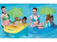 Детский пляжный надувной  матрас Пальма 43100