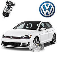 Автобаферы ТТС для Volkswagen Golf (2 штуки)