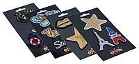 Термонаклейки для одежды KIDIS нашивки для одежды