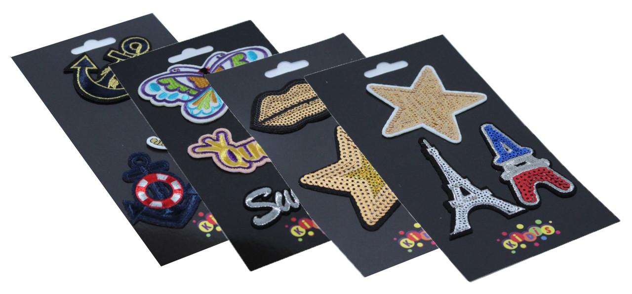3329abd3c37a Термонаклейки для одежды KIDIS нашивки для одежды   продажа, цена в ...