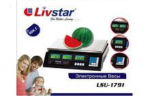Весы торговые Livstar  LSU- 1791 40 кг