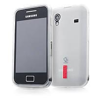 """Чехол-накладка Samsung i9500, i9082,i9060, i8552/8550, i9190/9192, i8262/8260... """"Capdase"""" + защитная пленка"""