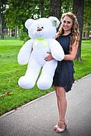 """Плюшевый Мишка """"Бублик (120см)"""" Белый"""