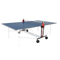 Всепогодный теннисный стол Donic Outdoor Roller Fun blue