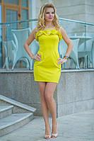 Летнее яркое платье - BS7659