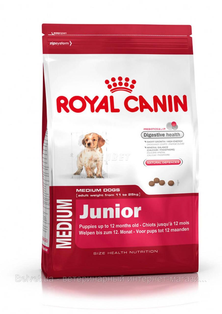 Royal Canin Medium PUPPY1 кг