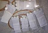 Набор из 3 удлинителей для бюстгалтера на 2 крючка с дополнительной резинкой (3 разных цвета), фото 4