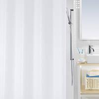 Шторка для ванної вінілова Spirella BIO 180х200 біла, пісок, блакитна