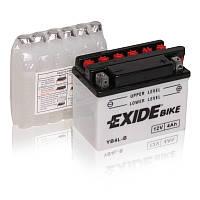 Аккумулятор мото EXIDE 12V 4AH 50A YB4L-B/EB4L-B [121X71X93]