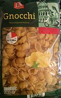 """Макароны """"Ракушки""""  из твердых сортов пшеницы Gnocchi 500g"""