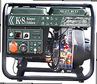 Könner&Söhnen KS 9000 HDE-1/3 ATSR генератор дизельный