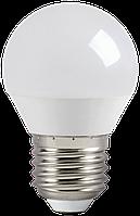 """Светодиодная лампа """"шарик"""" 7w Е27 IEK Аналог 60w"""